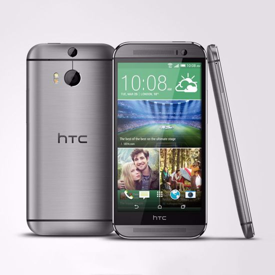תמונה של HTC One M8 Android L 5.0 Lollipop